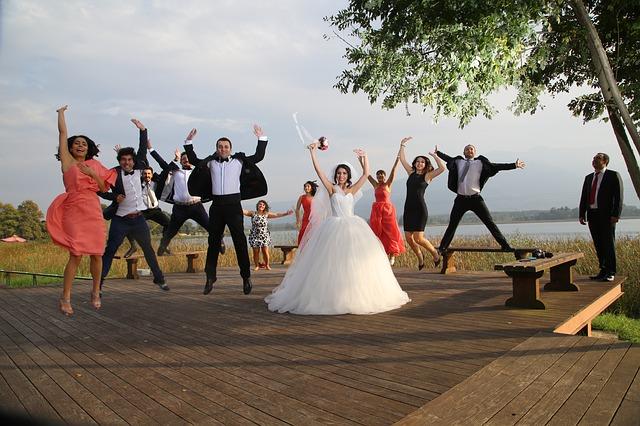 אף פעם לא נמאס ממגנטים בחתונה