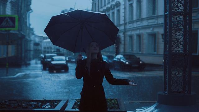 הגשם מתקרב